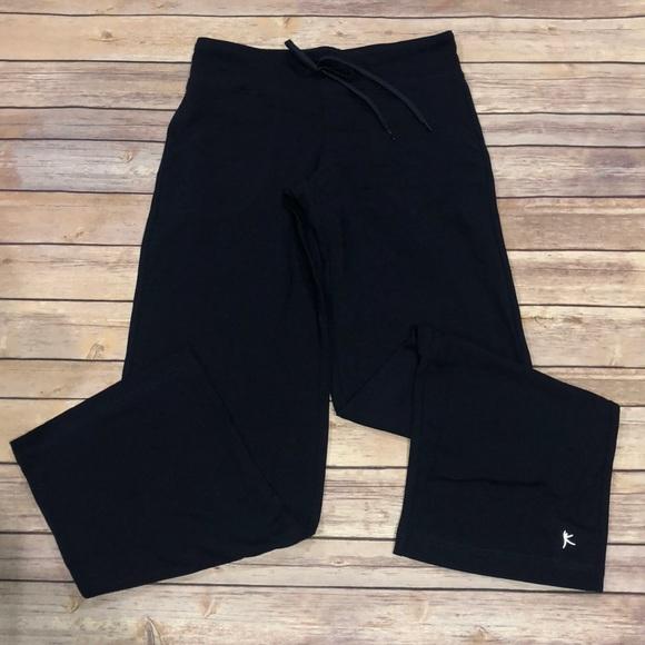 1573d93c0a30e Danskin Now Pants - Danskin Now Women's Dri-More Core Relaxed Pants